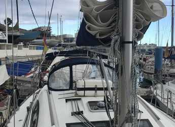 Rent a sailboat Oceanis 43 in Marina del Sur. Puerto de Las Galletas, Las Galletas