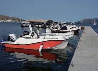 Chartern Sie motorboot in Port of Pollensa - V2 5.0