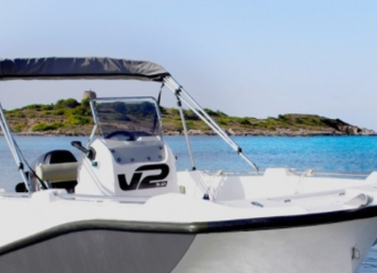 Chartern Sie motorboot in Port of Pollensa - V2 5.0