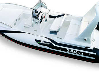 Rent a motorboat in Port of Pollensa - Zar 53