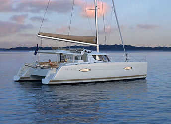 Rent a catamaran in Scrub Island - Helia 44