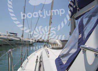 Rent a sailboat in Cala Nova - Oceanis 41
