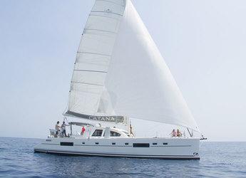 Alquilar catamarán Catana 55 Carbon Infusion en Maya Cove, Hodges Creek Marina, Tortola