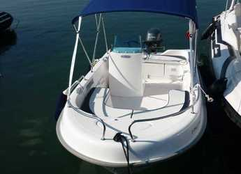 Rent a motorboat in Port of Pollensa - Yamaha Quasar