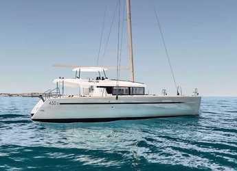 Chartern Sie katamaran in Marina Baotić - Lagoon 450