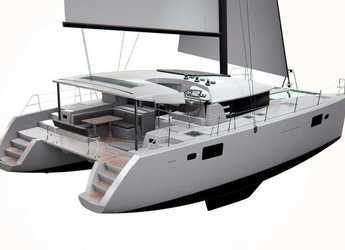 Rent a catamaran in Marina Baotić - Lagoon 450