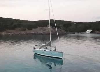 Rent a sailboat in Port Olimpic de Barcelona - Hanse 54e