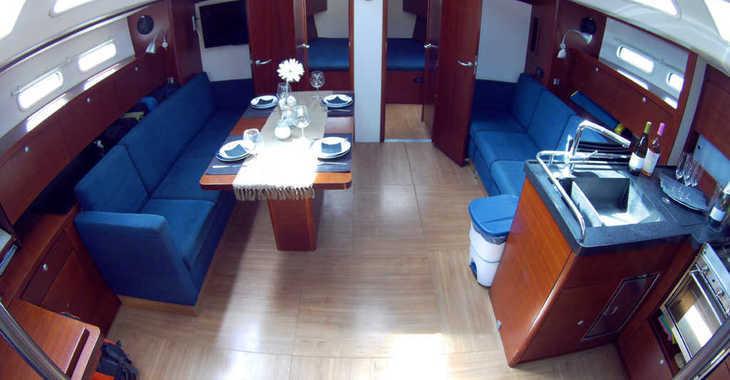 Rent a sailboat in Port Mahon - Hanse 54e