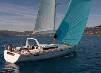 Rent a sailboat in American Yacht Harbor - Beneteau oceanis 45
