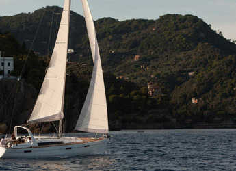 Rent a sailboat Beneteau oceanis 45 in American Yacht Harbor, Red Hook