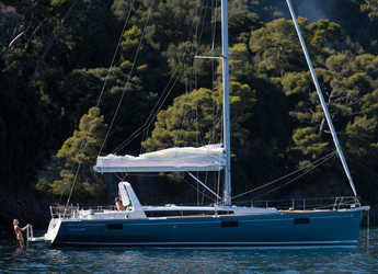 Rent a sailboat in American Yacht Harbor - Beneteau Oceanis 48