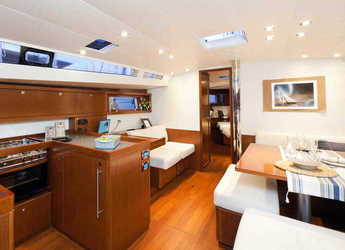 Rent a sailboat Beneteau Oceanis 48 in American Yacht Harbor, Red Hook