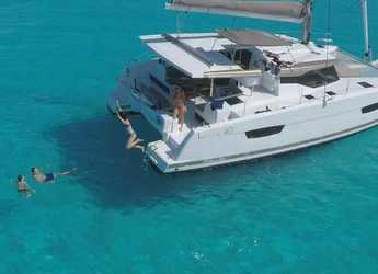 Rent a catamaran in American Yacht Harbor - Lucia 40