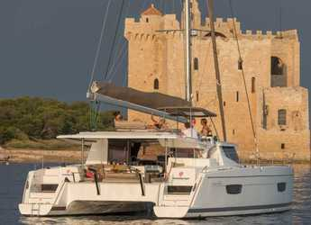 Rent a catamaran in American Yacht Harbor - Helia 44