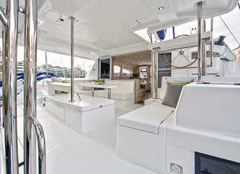 Alquilar catamarán Leopard 404 en Harbour View Marina, Marsh Harbour
