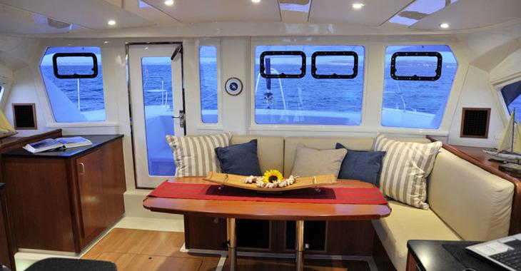 Alquilar catamarán Leopard 44 en Harbour View Marina, Marsh Harbour