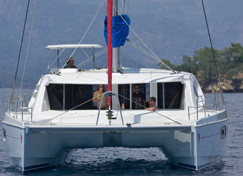 Alquilar catamarán Leopard 44 en Harbour View Marina, Marsh Harbour