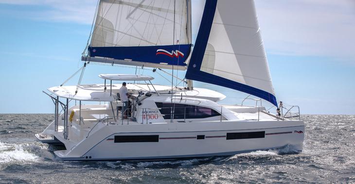 Alquilar catamarán Leopard 400 en Harbour View Marina, Marsh Harbour