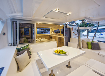 Alquilar catamarán Leopard 400 en Harbour View Marina, Marsh Harbour