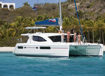 Alquilar catamarán Leopard 48 en Harbour View Marina, Marsh Harbour