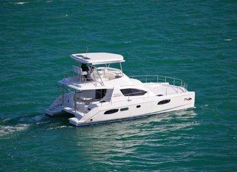 Louer catamaran à moteur à Harbour View Marina - Leopard 393 PC