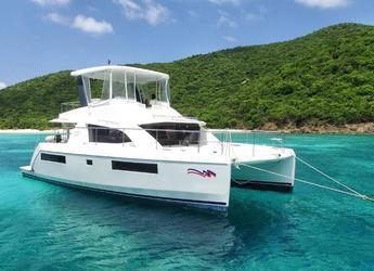 Louer catamaran Leopard 433 PC à Palm Cay Marina, Nassau