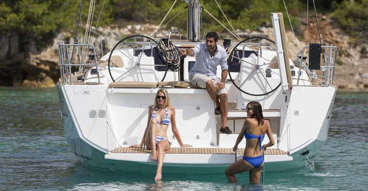 Alquilar velero en Marina Baotić - Dufour 460 Grand Large