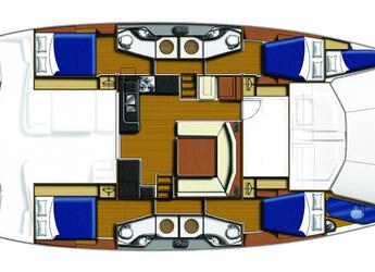 Alquilar catamarán Leopard 514 PC en Palm Cay Marina, Nassau