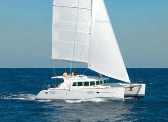 Alquilar catamarán en Club Nàutic Estartit - Lagoon 440