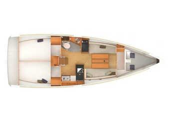 Alquilar velero Sun Odyssey 349 en Club Nàutic Estartit, Girona