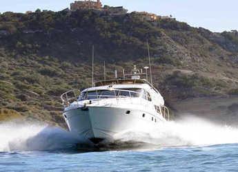 Rent a yacht Princess 60 in Marina Port de Mallorca, Palma de mallorca