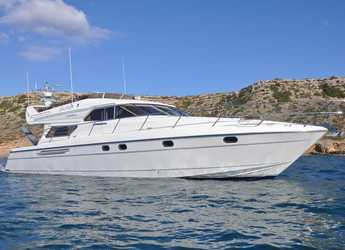 Rent a yacht in Marina Port de Mallorca - Princess 60