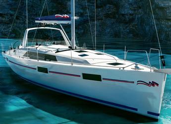 Rent a sailboat in Inner Harbour Marina (Road Town) - Beneteau Oceanis 42.1