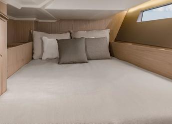 Chartern Sie segelboot Beneteau Oceanis 42.1 in Inner Harbour Marina (Road Town), Road town