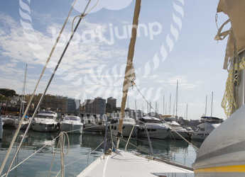 Chartern Sie segelboot Dufour 350 in Cala Nova, Palma de mallorca