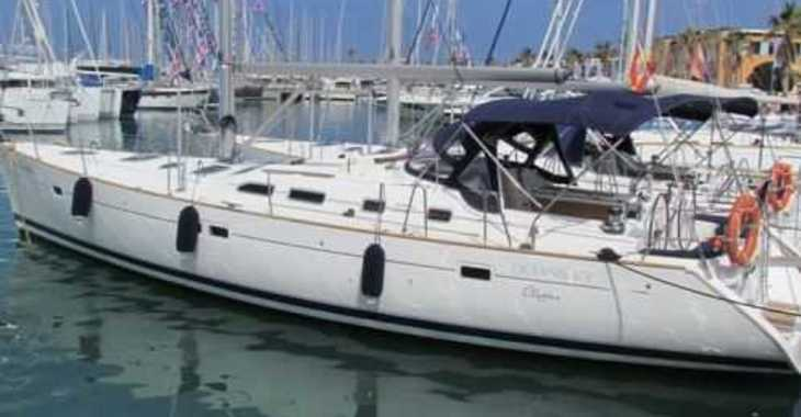 Rent a sailboat in Marina el Portet de Denia - Beneteau Oceanis 47.3