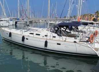 Rent a sailboat in Marina el Portet de Denia - Beneteau Oceanis 47.3