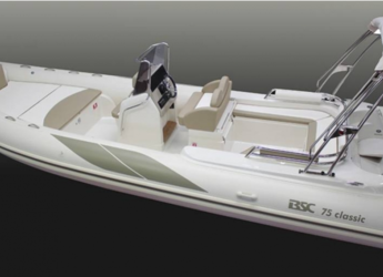 Rent a dinghy in Port Mahon - BSC 75 Classic