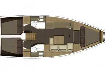 Chartern Sie segelboot Dufour 382 Grand Large in Marina Baotić, Seget Donji