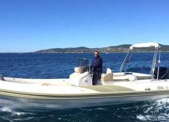 Rent a dinghy in Port Mahon - BSC Classic 75