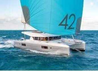 Rent a catamaran in Marina Mandalina - Lagoon 42