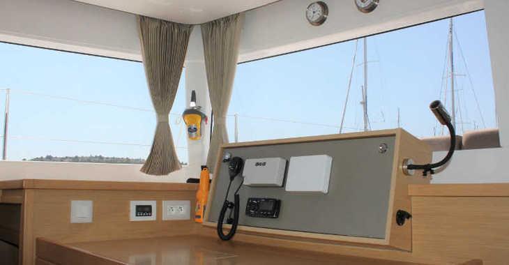 Alquilar catamarán Lagoon 450F en Marina Mandalina, Sibenik city