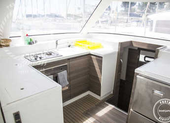Alquilar catamarán Nautitech Open 40 en Cala Nova, Palma de mallorca
