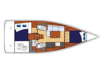 Alquilar velero Beneteau Oceanis 38.2 en Inner Harbour Marina (Road Town), Road town