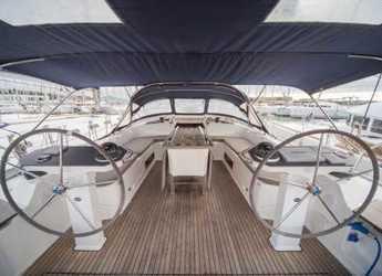 Rent a sailboat in Marina Baotić - Bavaria Cruiser 56