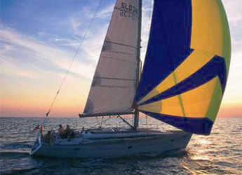 Rent a sailboat in Marina Kornati - Elan 45