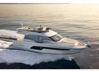 Rent a yacht in Split (ACI Marina) - Prestige 520 Flybridge