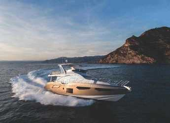 Rent a yacht in Marina Mandalina - Azimut 60