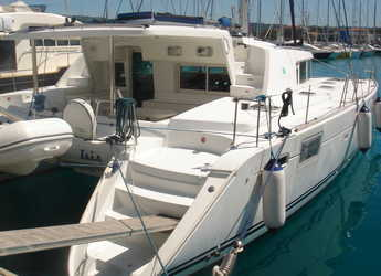 Rent a catamaran in Portocolom - Lagoon 440