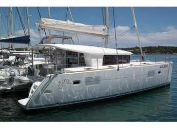 Rent a catamaran in Portocolom - Lagoon 400 S2